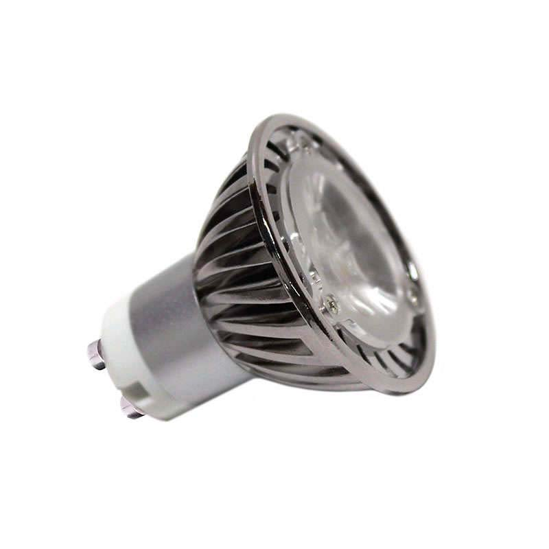 Bombilla LED GU10 5W,  mini, Blanco neutro